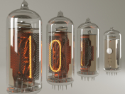 Discharge Indicator Lamps