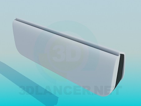 modelo 3D Samsung aire acondicionado - escuchar