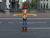 WUDY-007 Rigged Woody