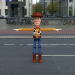3d WUDY-007 Rigged Woody model buy - render