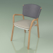 3d model Chair 061 (Gray, Polyurethane Resin Gray) - preview