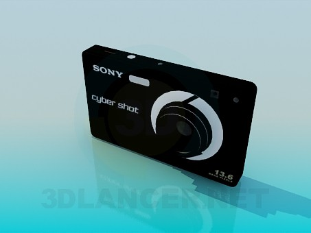 3d model Camera SONY - preview