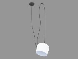 lampada a sospensione (S111013 bianco 1B)
