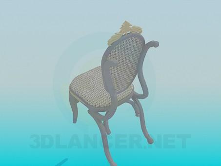 3d model Parietal Chair - preview