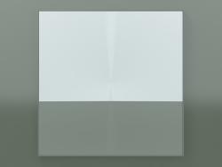 Specchio Rettangolo (8ATDD0001, Silver Grey C35, Н 96, L 96 cm)