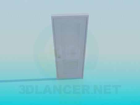 3d modeling Door handle set model free download