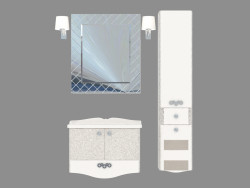 Bathroom furniture Venice 65