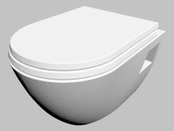 Toilet bowl Peonia (CDE 6WPW)