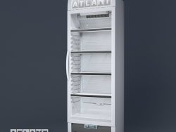 Commercial refrigerator single-chamber ATLANT HT 1006