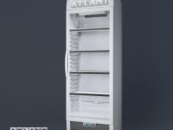वाणिज्यिक रेफ्रिजरेटर एकल कक्ष अटलांट एचटी 1006