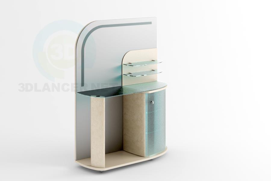 3d модель Столик Гарда – превью