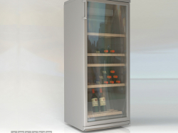 Wine cooler ATLANT HT 1008