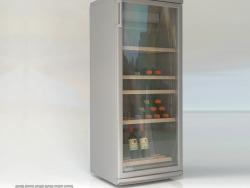 Refrigerador de vinho ATLANT HT 1008