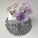 3 डी एक ट्रे पर फूलों के साथ vases मॉडल खरीद - रेंडर