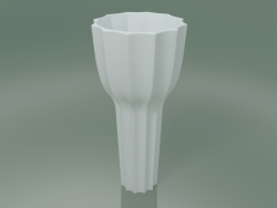 Vase Line Small (White)