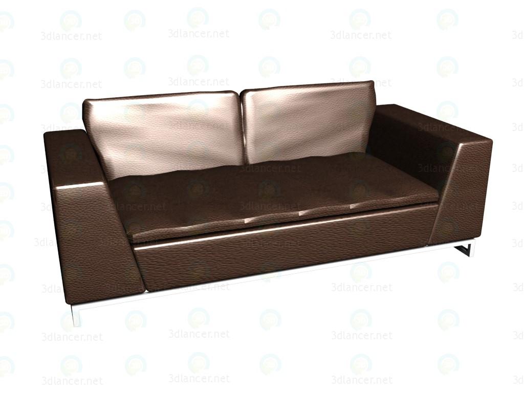 3d модель Диван-кровать 3-местный Аvedon VOX – превью