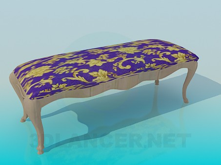 3d modeling Couch model free download