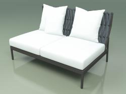 Central sofa module 106 (Belt Teal)