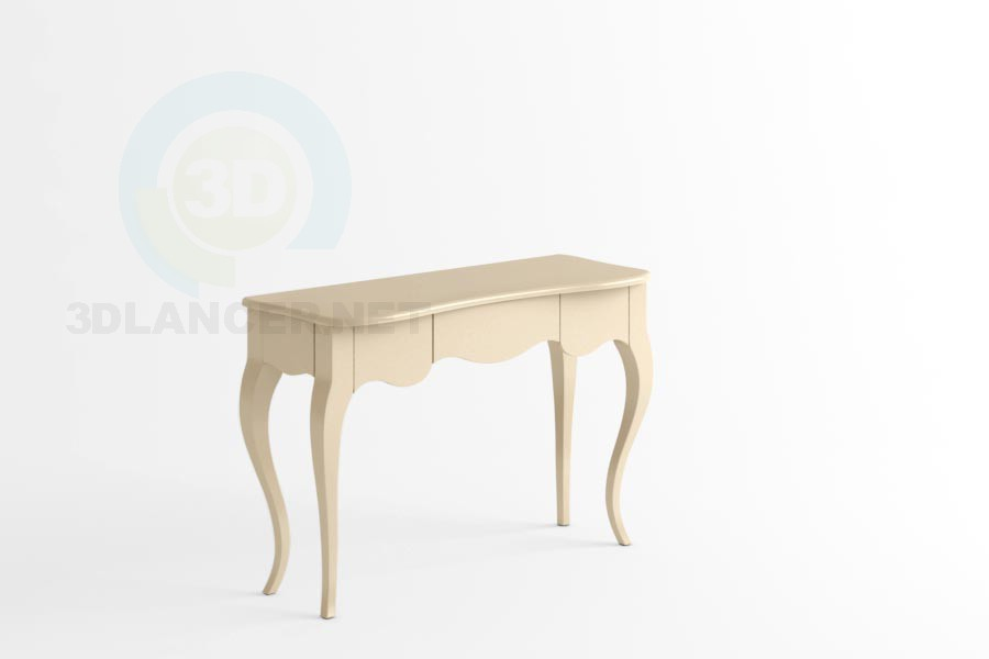 3d model Table Rozalio - preview