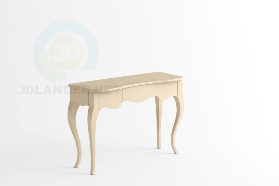 3d модель Столик Розалії – превью