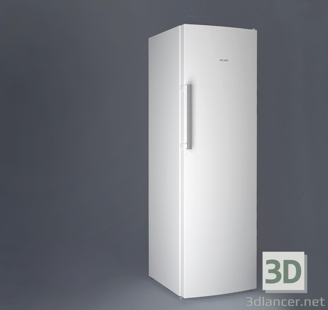 3d model Freezer ATLANT series ADVANCE - preview