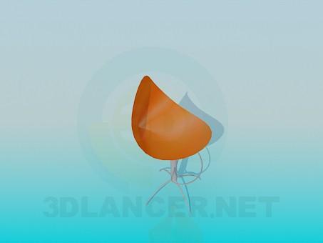 3d model Bar stool - preview