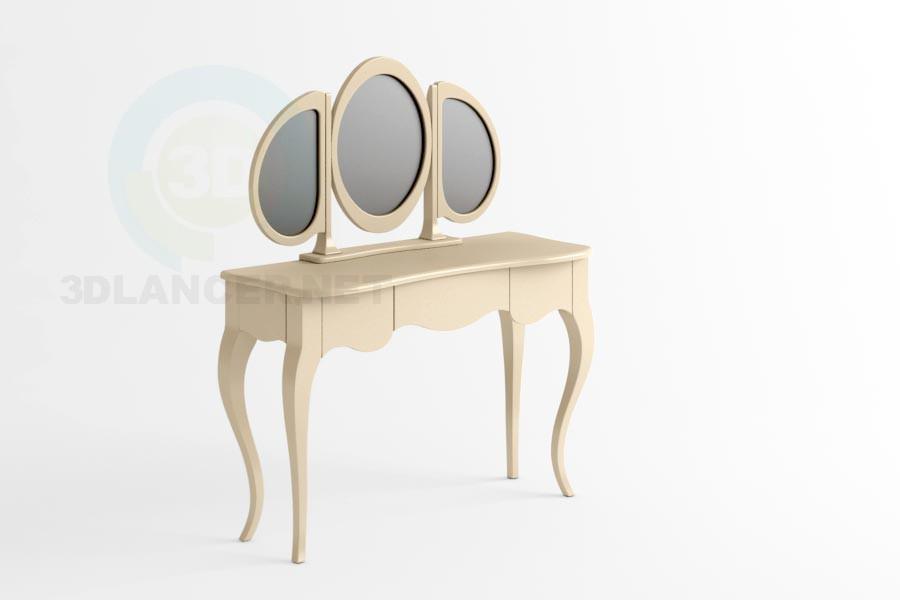 3d модель Трельяж Розалио – превью
