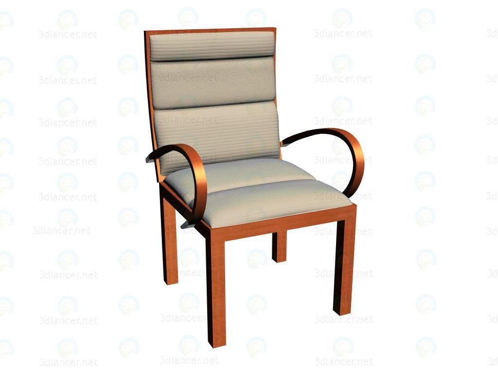 3d model Casablanca Chair - preview