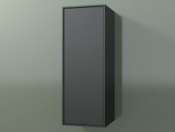 Pensile con 1 anta (8BUBСDD01, 8BUBСDS01, Deep Nocturne C38, L 36, P 36, H 96 cm)