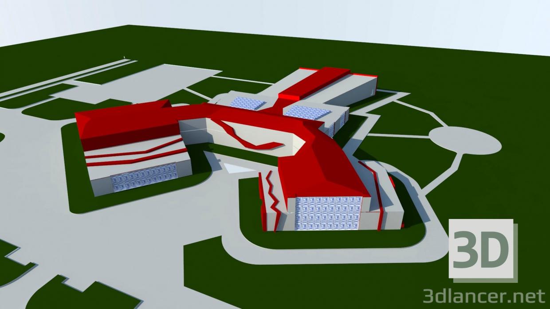 3 डी मॉडल संग्रहालय - पूर्वावलोकन