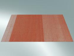Rug Varjo (200x300 cm, Tangerine)
