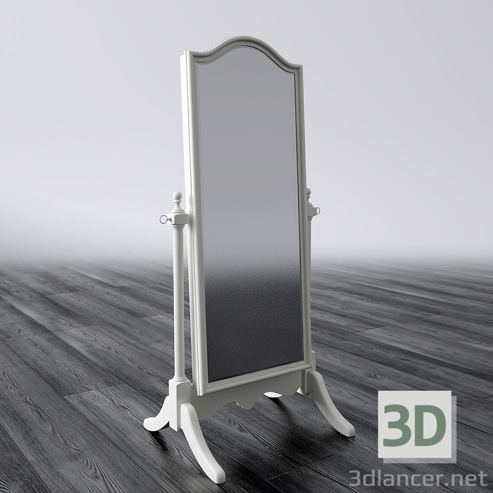 3d modeling Mirror model free download