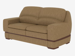 Sofa with a bed