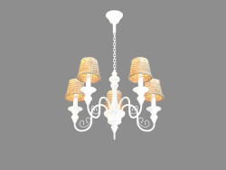 Chandelier A3400LM-5BR