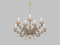 Chandelier Favorite Porchelano (1090-12P)