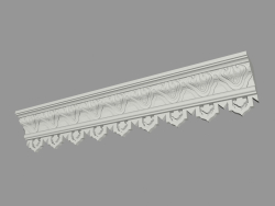 Molded eaves (КФ46)