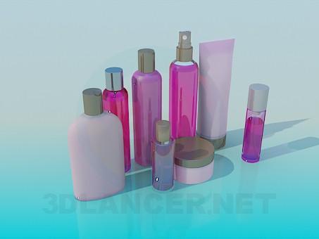 3d model Cosmetics - preview