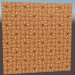 3d model Wooden 3d panels - preview