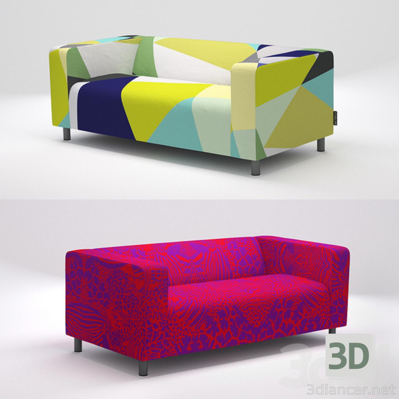 3D Modell Gratis Sofa   Vorschau