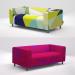 3D Modell Gratis sofa - Vorschau