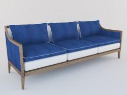 Canapé classique