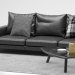 3d Sofa Sherman Minotti model buy - render