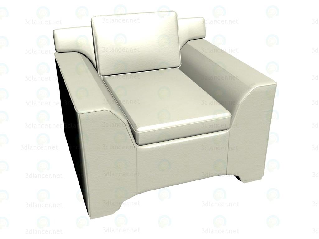 3d модель Кресло Кlео VOX – превью