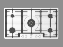Built-in gas cooker (hob) PCR915B91A