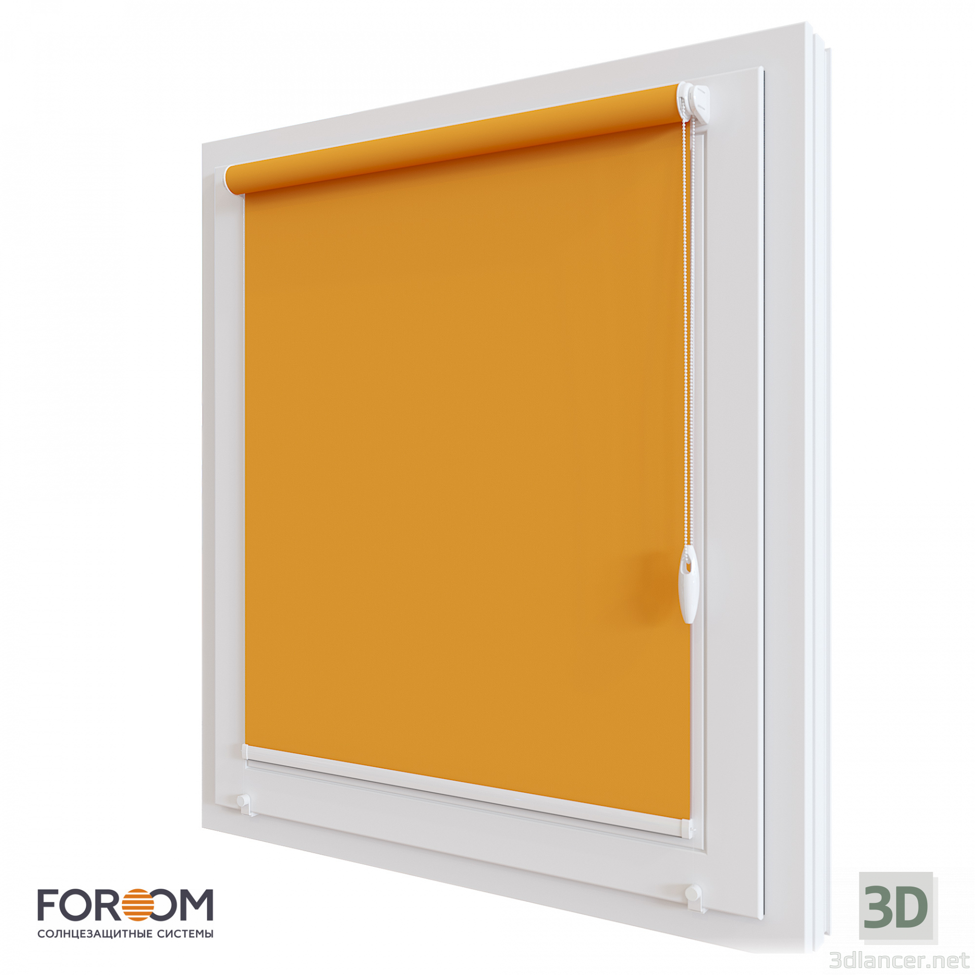 3d model Blinds INTEGRA SLIM - preview