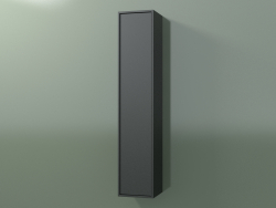 Pensile con 1 anta (8BUADCD01, 8BUADCS01, Deep Nocturne C38, L 24, P 24, H 120 cm)