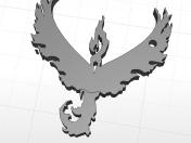 Keychain Bird