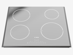 Built-in induction cooker PIE651F17E