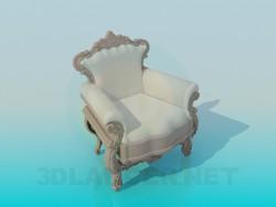 Крісло в стилі бароко