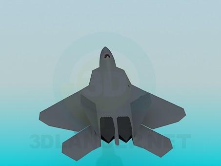 3d model Aircraft - preview